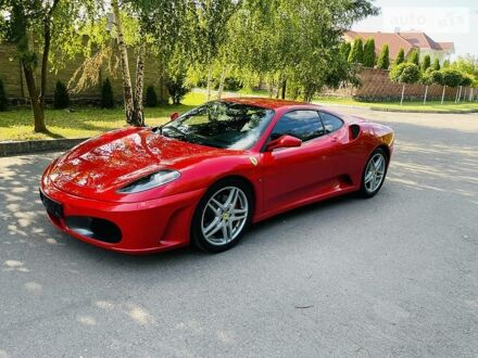 Червоний Феррарі F430, об'ємом двигуна 4.3 л та пробігом 25 тис. км за 99500 $, фото 1 на Automoto.ua