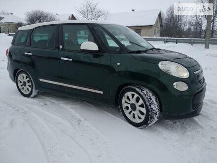Зелений Фіат 500 Л, об'ємом двигуна 1.6 л та пробігом 265 тис. км за 9599 $, фото 1 на Automoto.ua