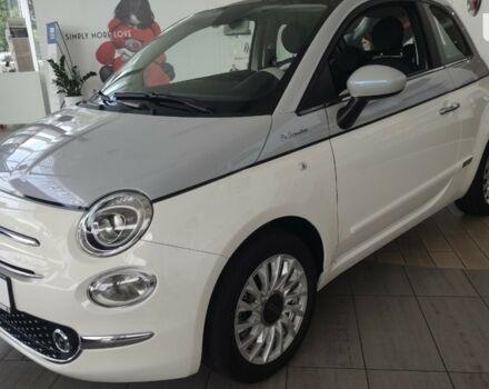 купить новое авто Фиат 500 2021 года от официального дилера Автомобильный Мегаполис НИКО Фиат фото