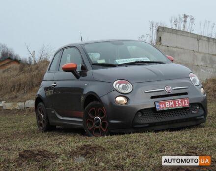 Сірий Фіат 500, об'ємом двигуна 0 л та пробігом 60 тис. км за 13800 $, фото 1 на Automoto.ua