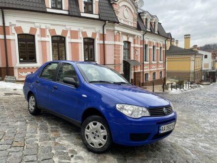 Синій Фіат Альбеа, об'ємом двигуна 1.4 л та пробігом 68 тис. км за 4700 $, фото 1 на Automoto.ua