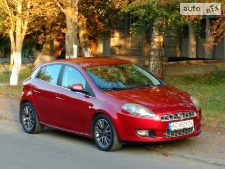 Червоний Фіат Браво, об'ємом двигуна 1.4 л та пробігом 76 тис. км за 7500 $, фото 1 на Automoto.ua