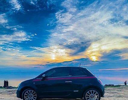 Чорний Фіат Чінквеченто, об'ємом двигуна 0.88 л та пробігом 51 тис. км за 11199 $, фото 1 на Automoto.ua