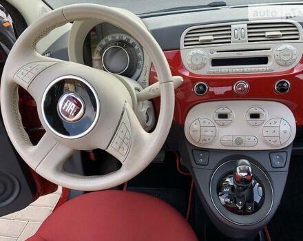 Красный Фиат Чинквеченто, объемом двигателя 1.2 л и пробегом 53 тыс. км за 8500 $, фото 1 на Automoto.ua