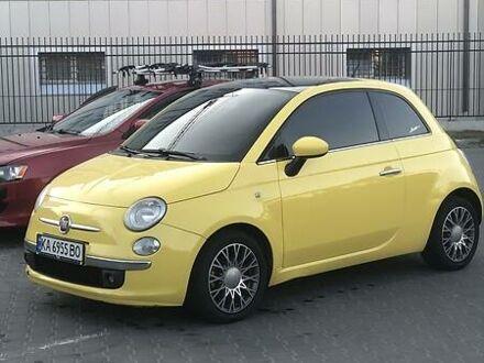 Жовтий Фіат Чінквеченто, об'ємом двигуна 1.2 л та пробігом 117 тис. км за 6800 $, фото 1 на Automoto.ua