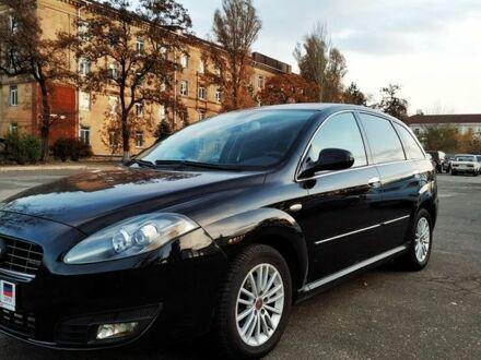 Черный Фиат Крома, объемом двигателя 1.91 л и пробегом 186 тыс. км за 5300 $, фото 1 на Automoto.ua