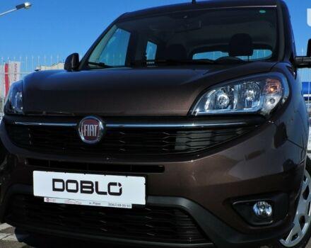купить новое авто Фиат Добло Панорама 2020 года от официального дилера Автоград Фиат фото