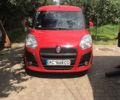 Красный Фиат Добло пасс., объемом двигателя 1.6 л и пробегом 181 тыс. км за 9700 $, фото 1 на Automoto.ua