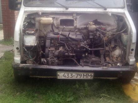 Белый Фиат Дукато пасс., объемом двигателя 2.5 л и пробегом 172 тыс. км за 1100 $, фото 1 на Automoto.ua
