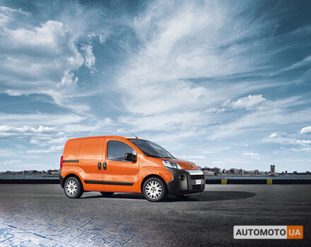 Фіат Fiorino Cargo, об'ємом двигуна 1.4 л та пробігом 0 тис. км за 11483 $, фото 1 на Automoto.ua