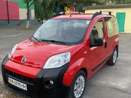 Красный Фиат Фиорино пасс., объемом двигателя 1.3 л и пробегом 160 тыс. км за 5100 $, фото 1 на Automoto.ua