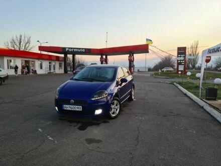 Синій Фіат Гранде Пунто, об'ємом двигуна 1.4 л та пробігом 160 тис. км за 5200 $, фото 1 на Automoto.ua