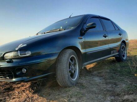 Зеленый Фиат Мареа, объемом двигателя 1.9 л и пробегом 360 тыс. км за 1399 $, фото 1 на Automoto.ua