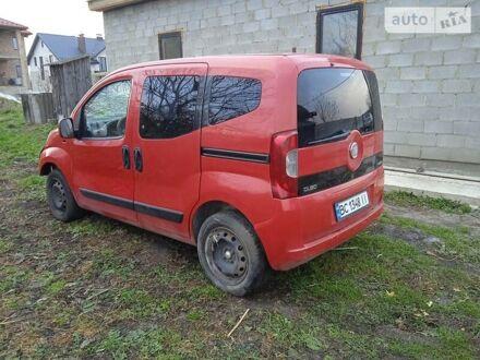 Червоний Фіат Кубо пас., об'ємом двигуна 1.2 л та пробігом 200 тис. км за 2999 $, фото 1 на Automoto.ua