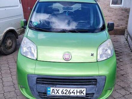 Зелений Фіат Кубо пас., об'ємом двигуна 1.3 л та пробігом 210 тис. км за 5900 $, фото 1 на Automoto.ua