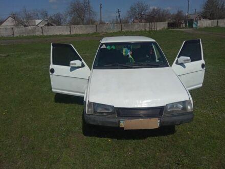 Белый Фиат Ритмо, объемом двигателя 1.5 л и пробегом 152 тыс. км за 933 $, фото 1 на Automoto.ua