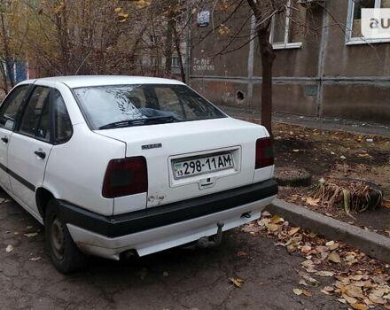 Белый Фиат Темпра, объемом двигателя 1.6 л и пробегом 200 тыс. км за 1100 $, фото 1 на Automoto.ua