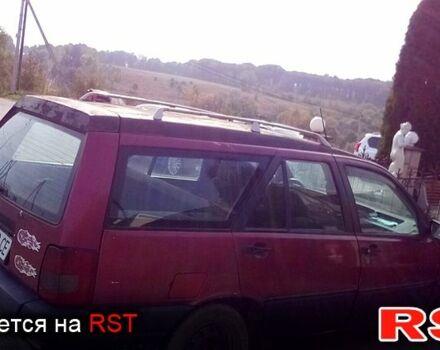 Червоний Фіат Темпра, об'ємом двигуна 1.6 л та пробігом 100 тис. км за 1100 $, фото 1 на Automoto.ua