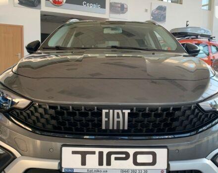 купити нове авто Фіат Тіпо 2021 року від офіційного дилера Автомобильный Мегаполис НИКО Фіат фото