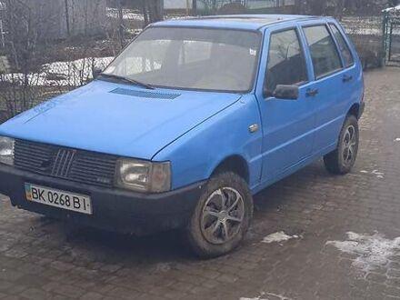 Синій Фіат Уно, об'ємом двигуна 1.4 л та пробігом 336 тис. км за 1700 $, фото 1 на Automoto.ua