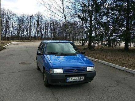 Синій Фіат Уно, об'ємом двигуна 1.4 л та пробігом 280 тис. км за 1600 $, фото 1 на Automoto.ua