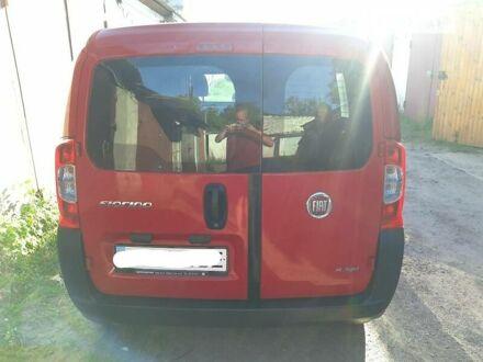 Красный Фиат Fiorino груз., объемом двигателя 1.2 л и пробегом 135 тыс. км за 4700 $, фото 1 на Automoto.ua