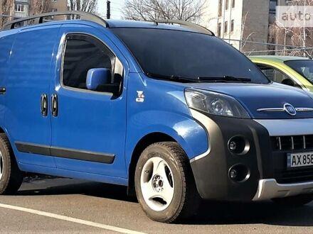 Синій Фіат Fiorino груз., об'ємом двигуна 1.2 л та пробігом 139 тис. км за 5777 $, фото 1 на Automoto.ua