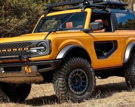Форд Бронко, объемом двигателя 2.69 л и пробегом 0 тыс. км за 65000 $, фото 1 на Automoto.ua