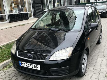 Черный Форд Си-Макс, объемом двигателя 1.6 л и пробегом 193 тыс. км за 5300 $, фото 1 на Automoto.ua