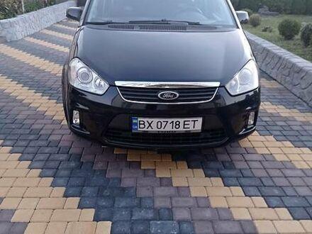 Черный Форд Си-Макс, объемом двигателя 1.8 л и пробегом 203 тыс. км за 6800 $, фото 1 на Automoto.ua