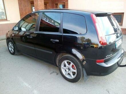 Черный Форд Си-Макс, объемом двигателя 1.6 л и пробегом 175 тыс. км за 5800 $, фото 1 на Automoto.ua