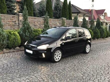 Черный Форд Си-Макс, объемом двигателя 1.8 л и пробегом 209 тыс. км за 6500 $, фото 1 на Automoto.ua