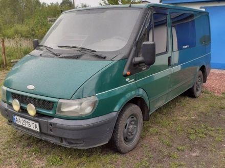 Зеленый Форд Другая, объемом двигателя 2 л и пробегом 375 тыс. км за 0 $, фото 1 на Automoto.ua