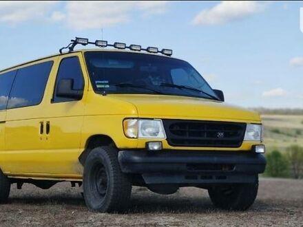 Желтый Форд E-250, объемом двигателя 4.6 л и пробегом 400 тыс. км за 8200 $, фото 1 на Automoto.ua