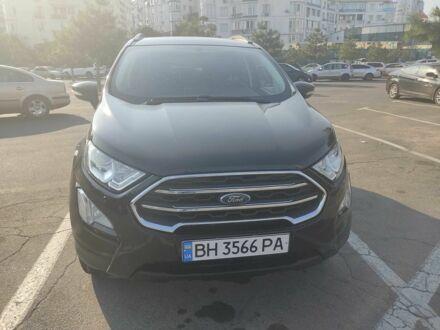 Черный Форд Экоспорт, объемом двигателя 2 л и пробегом 11 тыс. км за 13799 $, фото 1 на Automoto.ua