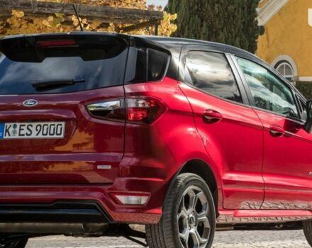 купити нове авто Форд Екоспорт 2020 року від офіційного дилера БРИСТОЛЬ-АВТО Форд фото