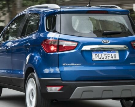 купить новое авто Форд Экоспорт 2020 года от официального дилера Автомир Форд фото