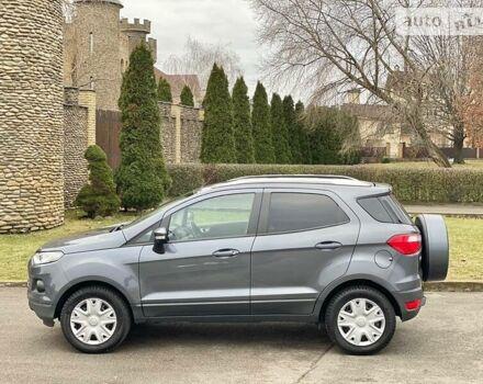 Серый Форд Экоспорт, объемом двигателя 1.5 л и пробегом 69 тыс. км за 11600 $, фото 1 на Automoto.ua
