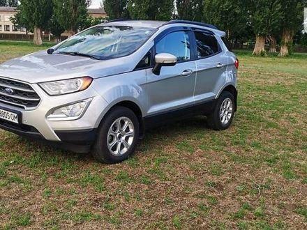 Серый Форд Экоспорт, объемом двигателя 2 л и пробегом 29 тыс. км за 16000 $, фото 1 на Automoto.ua