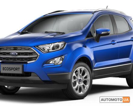 Форд Екоспорт, об'ємом двигуна 1.5 л та пробігом 0 тис. км за 21141 $, фото 1 на Automoto.ua