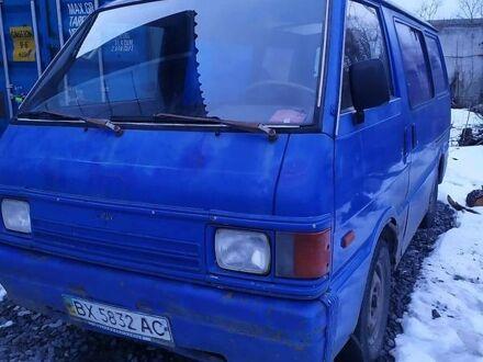 Синий Форд Эконован, объемом двигателя 1.4 л и пробегом 450 тыс. км за 1200 $, фото 1 на Automoto.ua