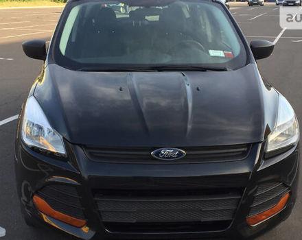 Чорний Форд Ескейп, об'ємом двигуна 2.5 л та пробігом 111 тис. км за 12800 $, фото 1 на Automoto.ua