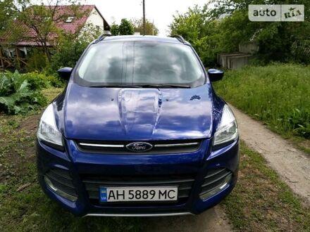 Синій Форд Ескейп, об'ємом двигуна 1.6 л та пробігом 89 тис. км за 16000 $, фото 1 на Automoto.ua