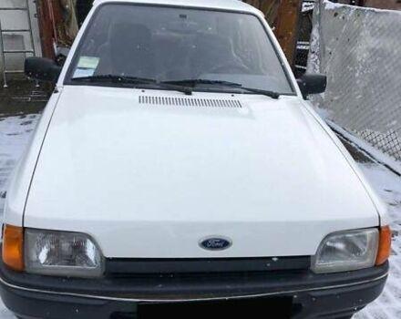 Белый Форд Эскорт, объемом двигателя 0 л и пробегом 92 тыс. км за 1700 $, фото 1 на Automoto.ua