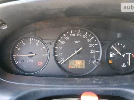 Красный Форд Эскорт, объемом двигателя 1.6 л и пробегом 235 тыс. км за 1650 $, фото 1 на Automoto.ua