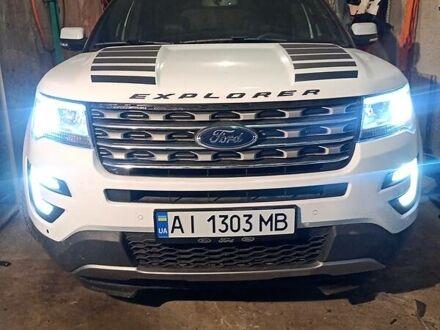 Білий Форд Експлорер, об'ємом двигуна 3.5 л та пробігом 43 тис. км за 24999 $, фото 1 на Automoto.ua