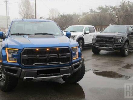 Синій Форд Ф-150, об'ємом двигуна 3.5 л та пробігом 10 тис. км за 107500 $, фото 1 на Automoto.ua