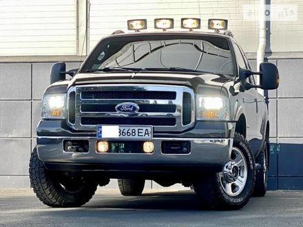 Коричневый Форд Ф-250, объемом двигателя 6 л и пробегом 163 тыс. км за 18900 $, фото 1 на Automoto.ua