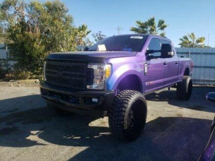 Фіолетовий Форд F-Series, об'ємом двигуна 6.7 л та пробігом 72 тис. км за 35000 $, фото 1 на Automoto.ua