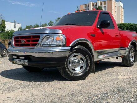 Червоний Форд F-Series, об'ємом двигуна 4.2 л та пробігом 200 тис. км за 7600 $, фото 1 на Automoto.ua